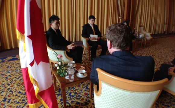 Baird Meets Brunei Investment