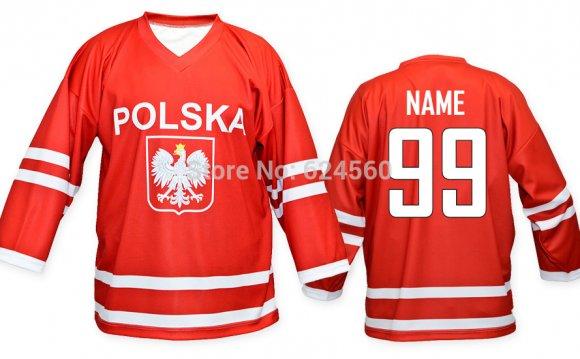 Customized Team Poland POLSKA