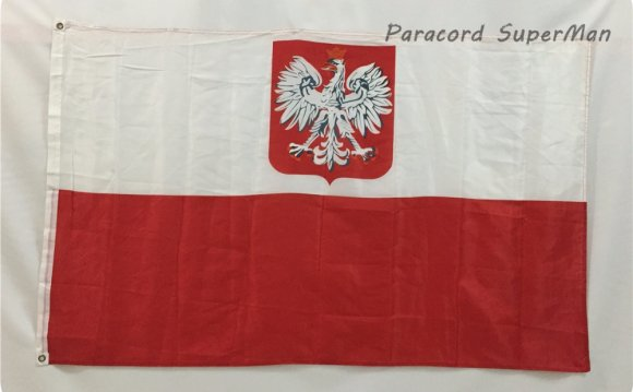 Poland Eagle Flag 3ft x 5ft
