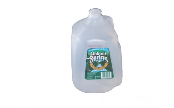 Is Poland Spring water distilled