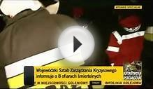 BREAKING NEWS : 3.3.2012 Poland-Train Crash between
