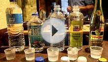 How Pure is Bottled Water - TDS testing - mineral, spring
