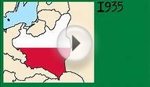 National Flag Of Poland Flaga Polski 1916-2014