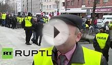 Poland: Farmers protest drop in exports caused by Russia