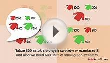 Polish Listening Practice - Talking to a Supplier in Polish